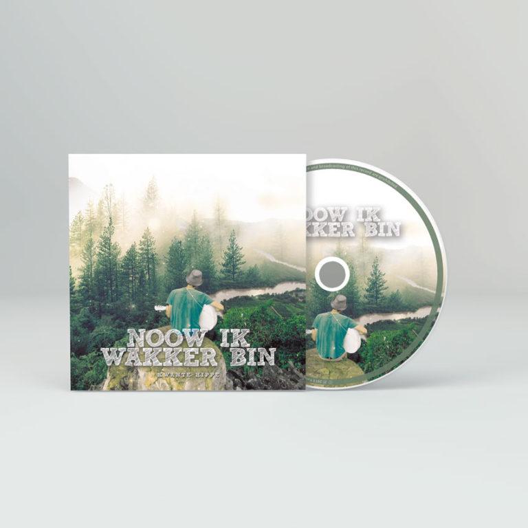 Noow Ik Wakker Bin CD - Kwante Hippe