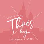 Nieje datum: Thoés beej Kwante Hippe – Aafsloeting hoéskamertour